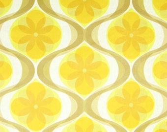 Vintage Wallpaper Flowersun per meter