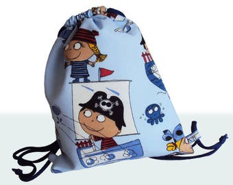 Child Backpack pirates