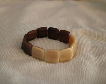 It's Tiki Time Stretch Bracelet