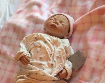 "Danbury Mint ""My Baby Girl"" Doll"