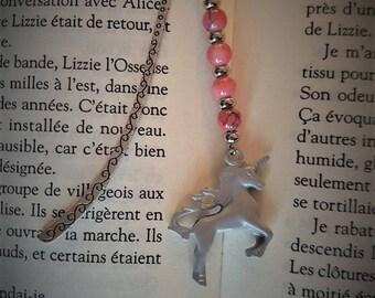 Jewelry Unicorn bookmark