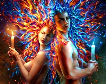Twin Flame / Soul Mate Psychic Reading Via Video