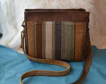 Crossbody Cork Handbag