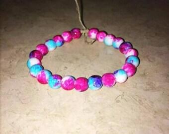 Hemp Tie Dye Bracelet
