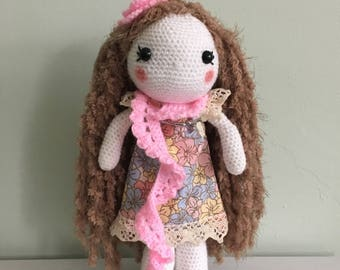 "Anna Marie ""The Handmade Doll"""