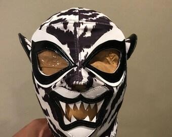 Toddler Lucha White tiger Pro grade mask