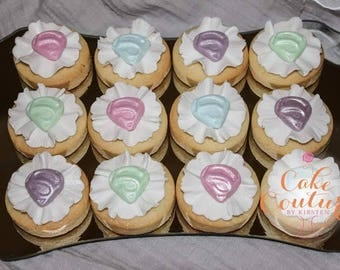 Super Cupcake/Cookie toppers - mini