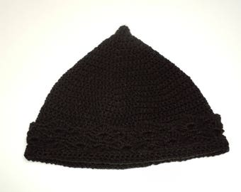 Teen/adult Hat * a touch of elegance *.