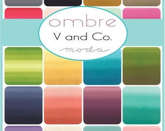 Ombre - 1/2 yard cuts