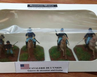 4 horsemen of the union, American civil war.