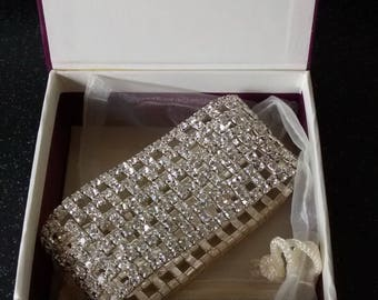 Beautiful faux diamond bracelet