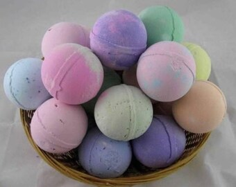 Pack of 20 Assorted Bath Bombs