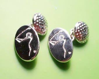 GOLF twins Silver Made in ITALY