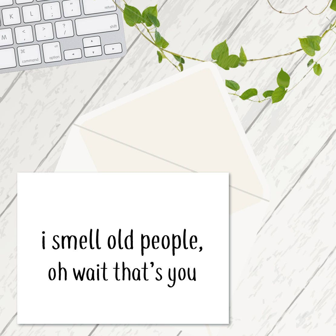 I smell old people oh wait thats you card funny birthday cards i smell old people oh wait thats you card funny birthday cards birthday bookmarktalkfo Choice Image