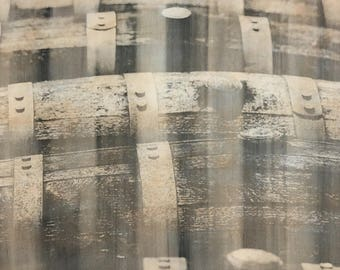 Decorative Prints (Bourbon Barrels)