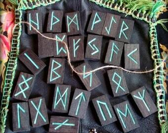 The runes (Scandinavian or Slavic runes)