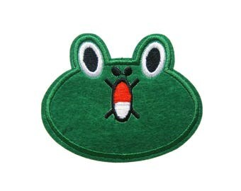 Cute Cartoon Iron On Patch Embroidered Applique Patches For Jackets