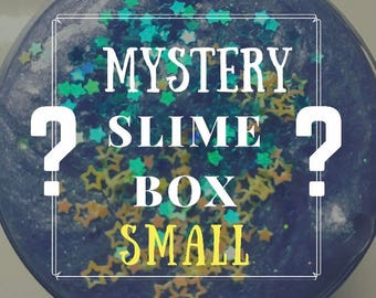 Small Mystery Slime Box