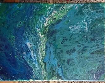 Water Metallics