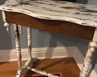 Vintage Distressed Desk