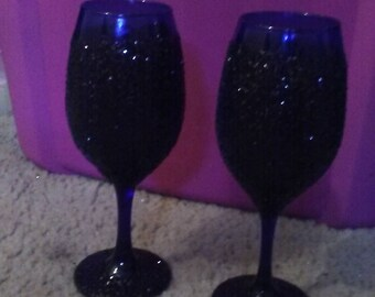 Customize Wine Glasses
