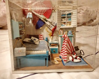 Finished Miniature Doll house