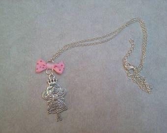 Pendant necklace 'I'm a Princess'