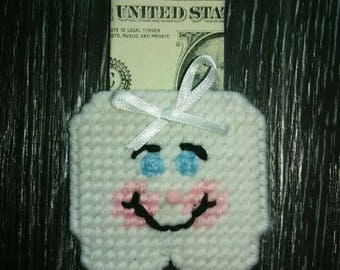 Kids Tooth Fairy Tooth Pouch!