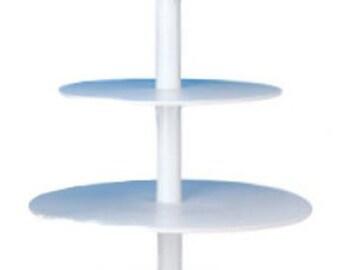 5 Tier cupcake stand, wedding cake stand 5 floor