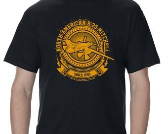 B-25 Mitchell Men's T-Shirt