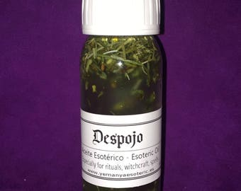 Esoteric oil for rituals 60 ml