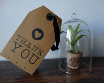 Thank you gift pouch/bag