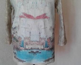"Sweatshirt ""Venice"""