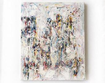 Acrylique sur toile - 12F