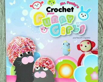 Mr Funky's book - Funny girls Crochet