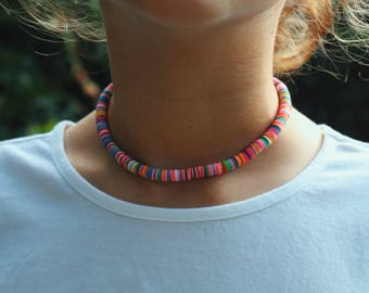 tropical choker