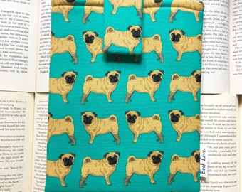 Pug Book Love Sleeve