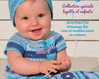 KNITTED CROCHET Plassard catalog