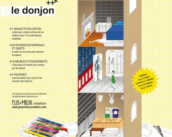 Dungeon PLUS-MIEUX creation