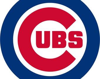 Chicago Cubs.Svg.Dfx.Eps.Pdf.Png.