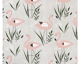Flamingo Bed Runner | Flamingo Bed Scarf | Bed Coverlet | Bed Decorative Accessories | Flamingo Table Runner | Flamingo Decor