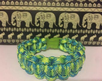 Nature inspired Paracord