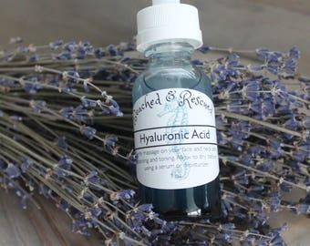 Lavender Hyaluronic Acid