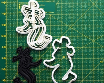 Chicago White Sox Cookie Cutter Chicago White Sox Fondant Cutter Chicago White Sox Party  Chicago White Sox Birthday Chicago White Sox Baby