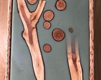 Reclaimed Driftwood Box