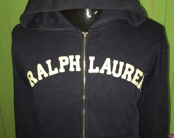 Rare Polo Ralph Lauren Hooded
