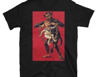 Krampus the Christmas Devil T-Shirt