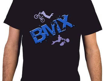 BMX riders / Bike, BMX 3 - Man T-shirt
