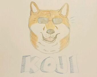 Shiba Inu personalized