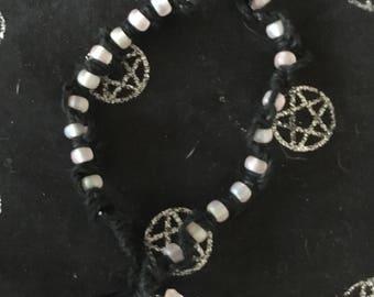 The rose quartz love bracelet